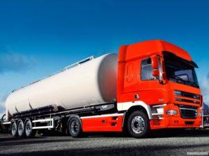 Грузоперевозки опасных грузов автомобильным транспортом