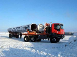 Перевозки по автозимнику: Усть-Кут, Якутия и другие регионы